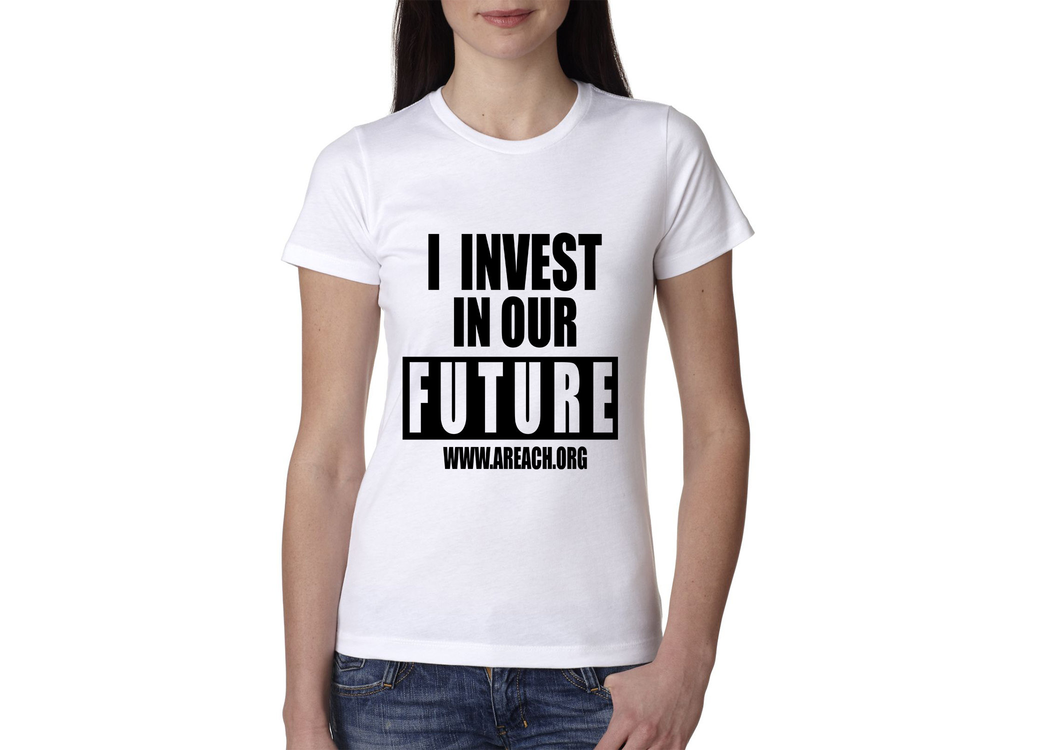 I Invest  In Our Future T-Shirt