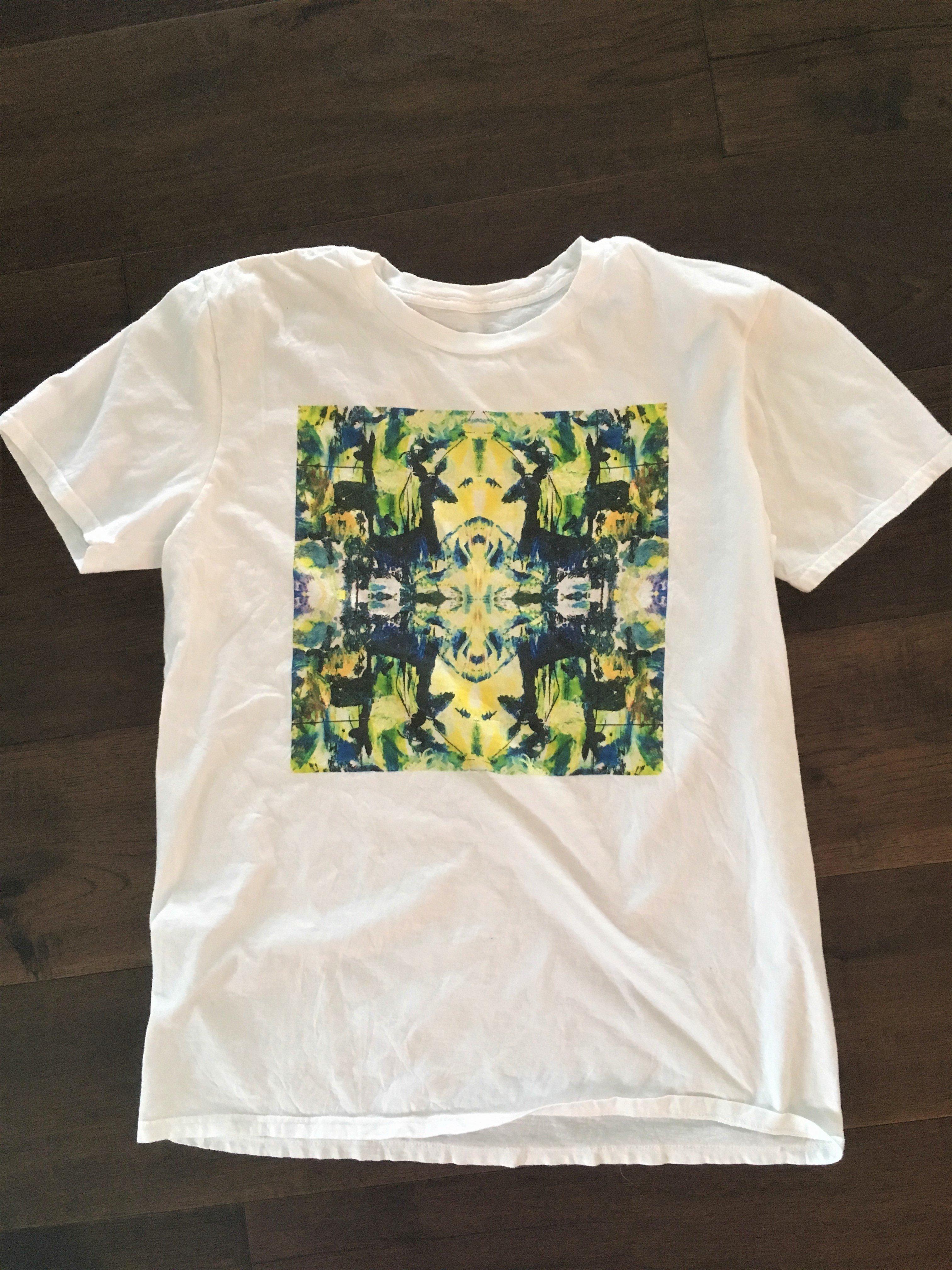 Deer Shirt 00002