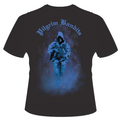 Cotton T-Shirt Pilgrim Shadow 023