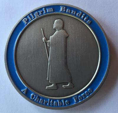 Pilgrim Challenge Coin