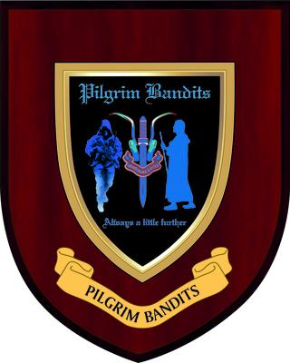 Pilgrims Presentation Plaque