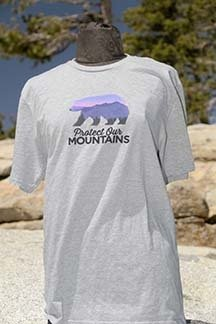 Protect Our Mountains Tee 00002