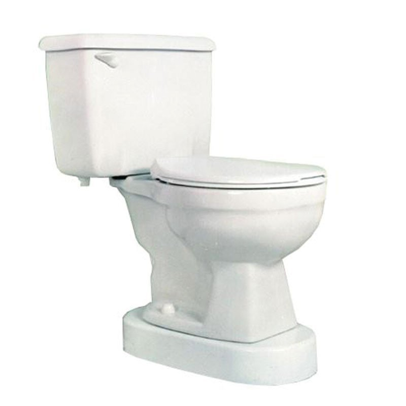 Toilevator Raised Toilet Base