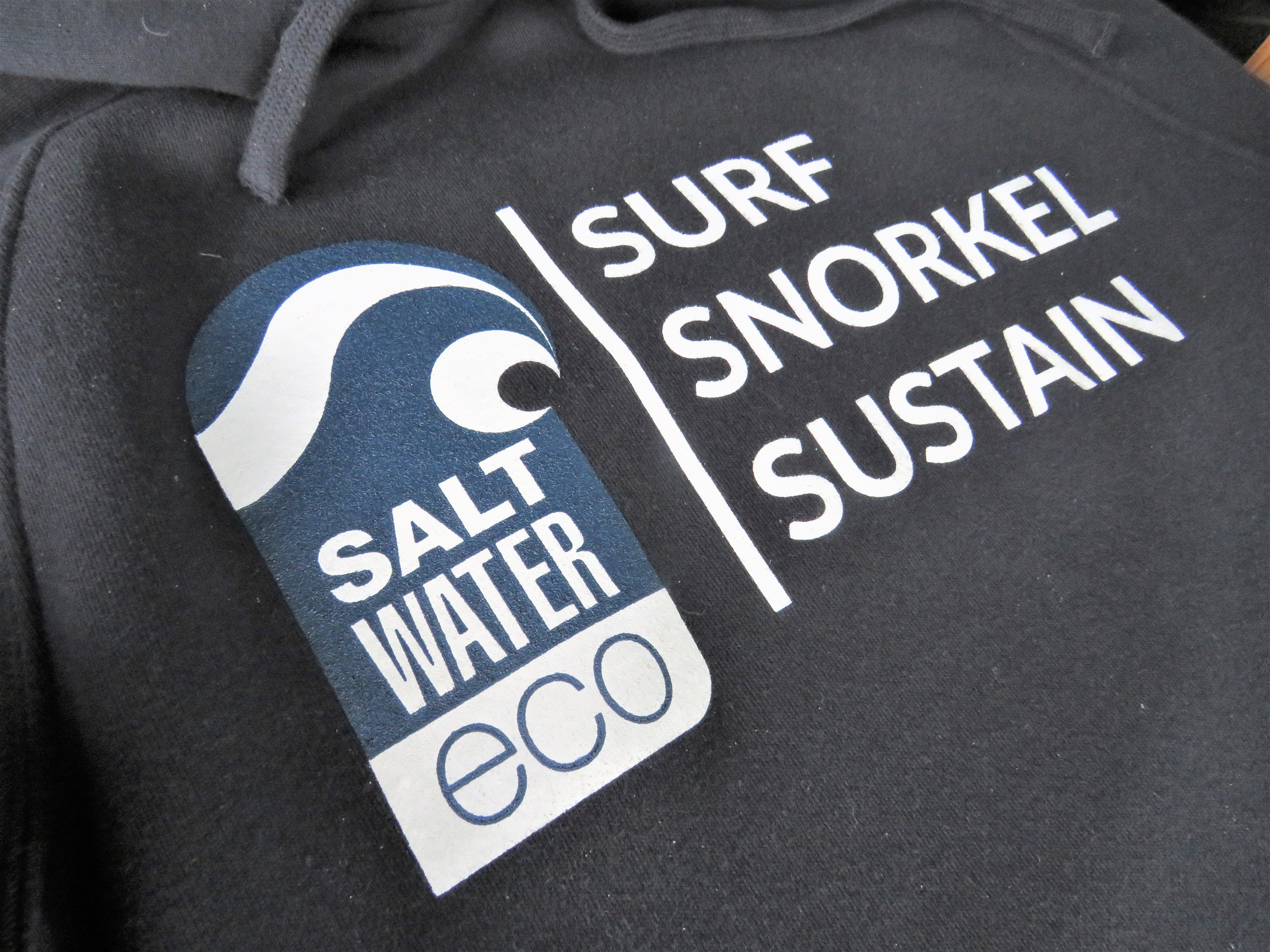 Saltwater Eco Crew Hood