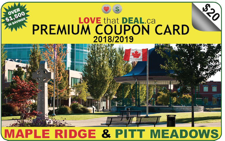 Premium Coupon Card - 3rd Edition V3.0 Card
