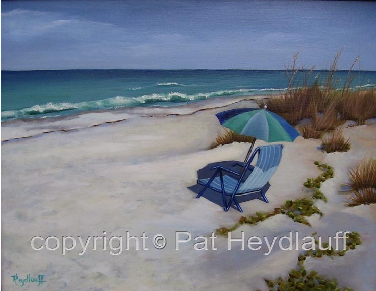 Day at the Beach CNV167 / 24x20