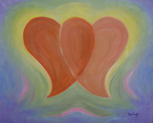 Balanced Love CNV166 / 20x24
