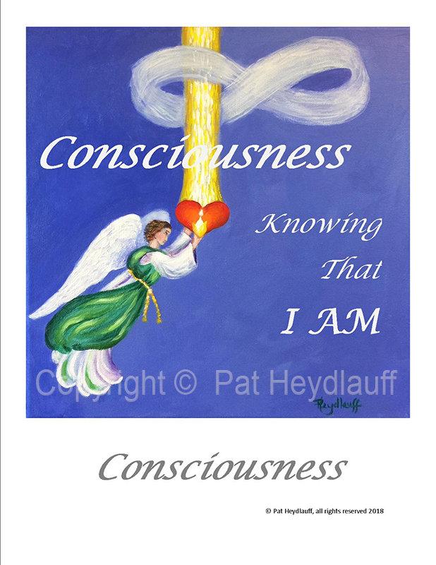 Consciousness    8.5 x 11 FAP200