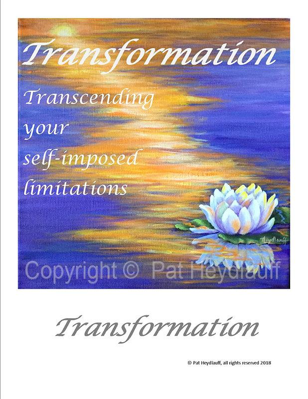 Transformation | 8.5 x 11 FAP203