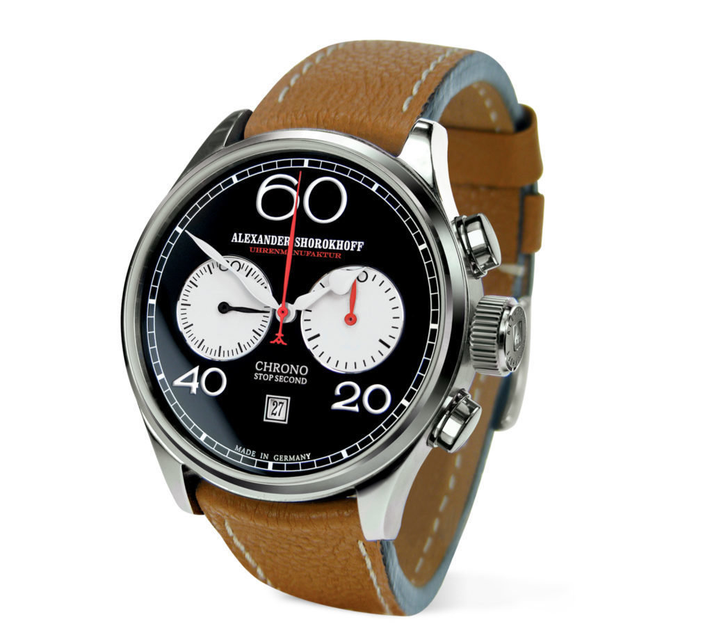 Manual Wind Chronographs - Store