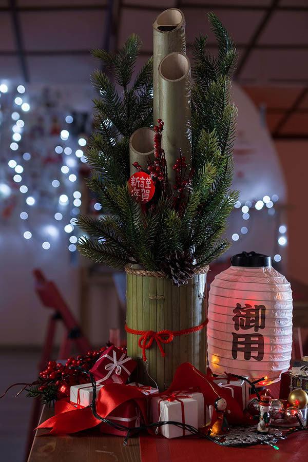 Японская ёлка Кадомацу 00001