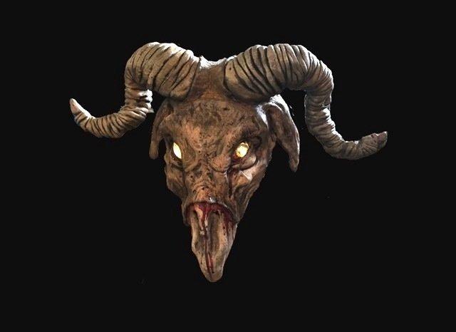 Ram Hain Head