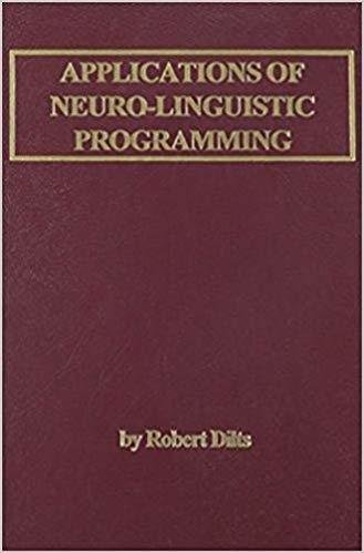 Applications of Neuro-Linguistic Programming