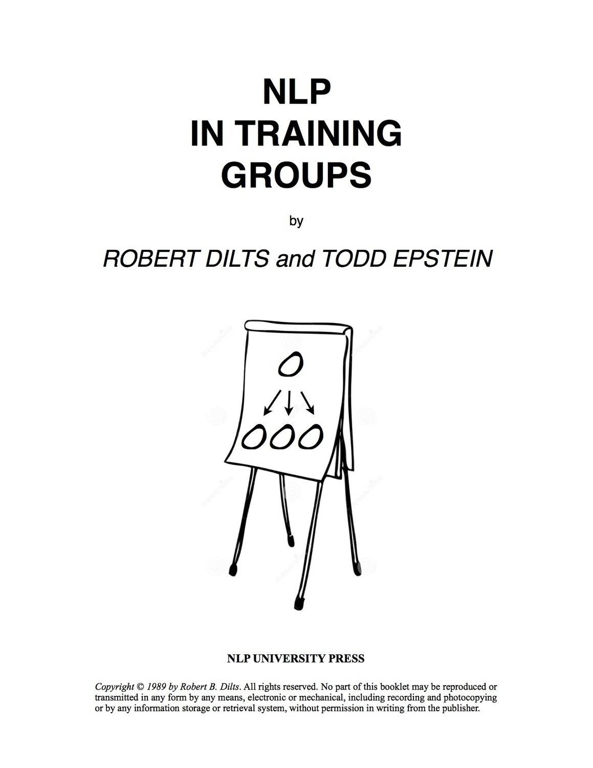 NLP in Training Groups