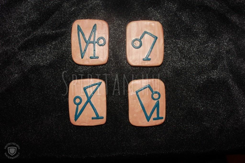Elemi mágia csomag arkangyal jeltáblával .:. Deluxe csomag