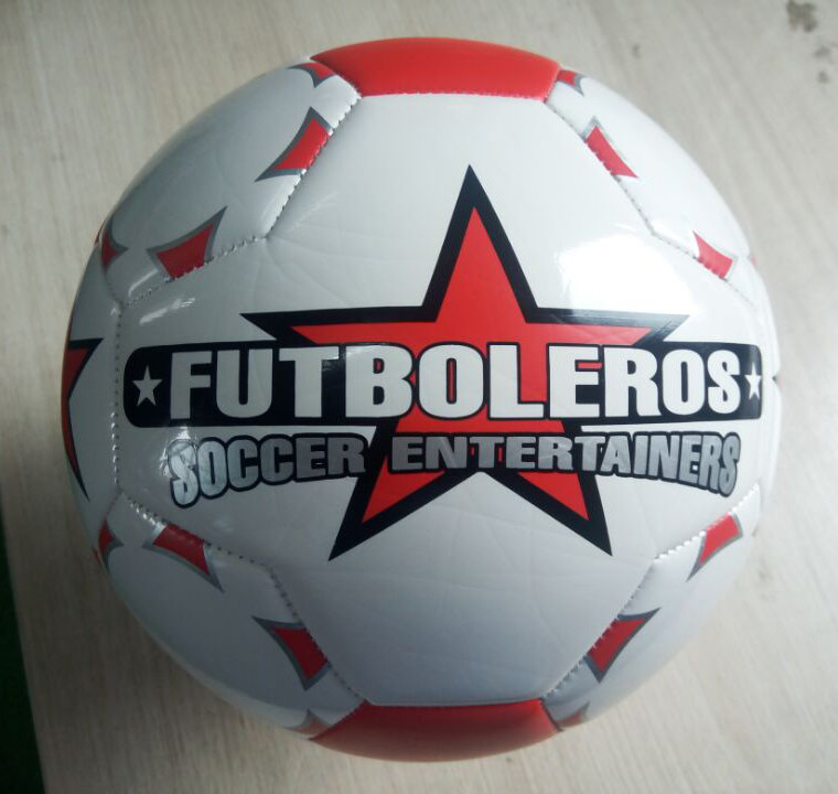 Futboleros Official Soccer Ball 00000