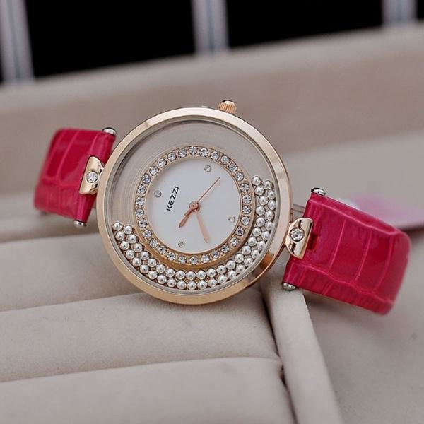 Quartz wristwatches KEZZI