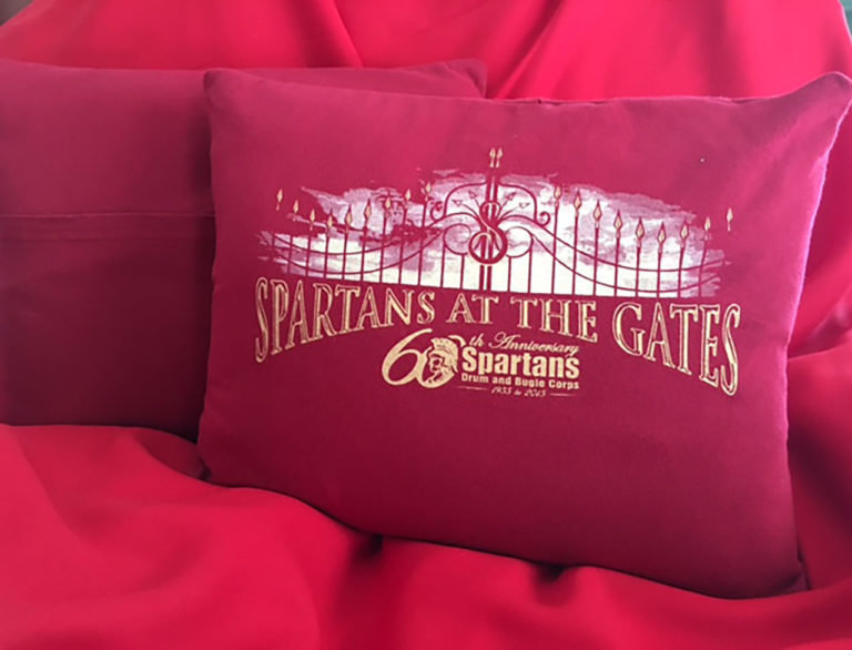 Spartans Pillows 00005