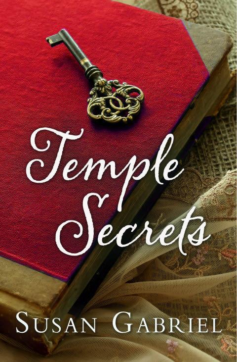 Temple Secrets - paperback, autographed by author 003