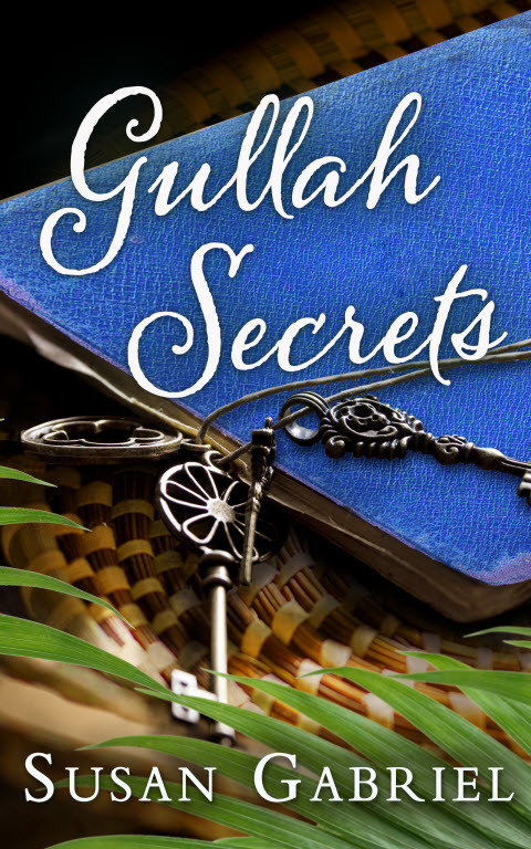 Gullah Secrets - paperback, autographed by author 004