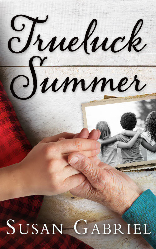 Trueluck Summer - paperback, autographed by author 005
