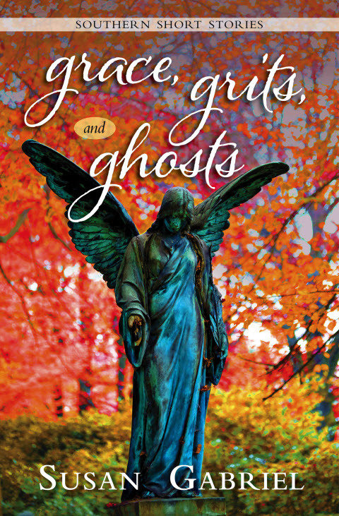 Grace, Grits & Ghosts - paperback, autographed by author 007