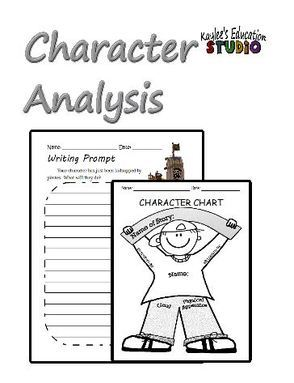 Character Education Posters and Writing Prompts     Pinterest