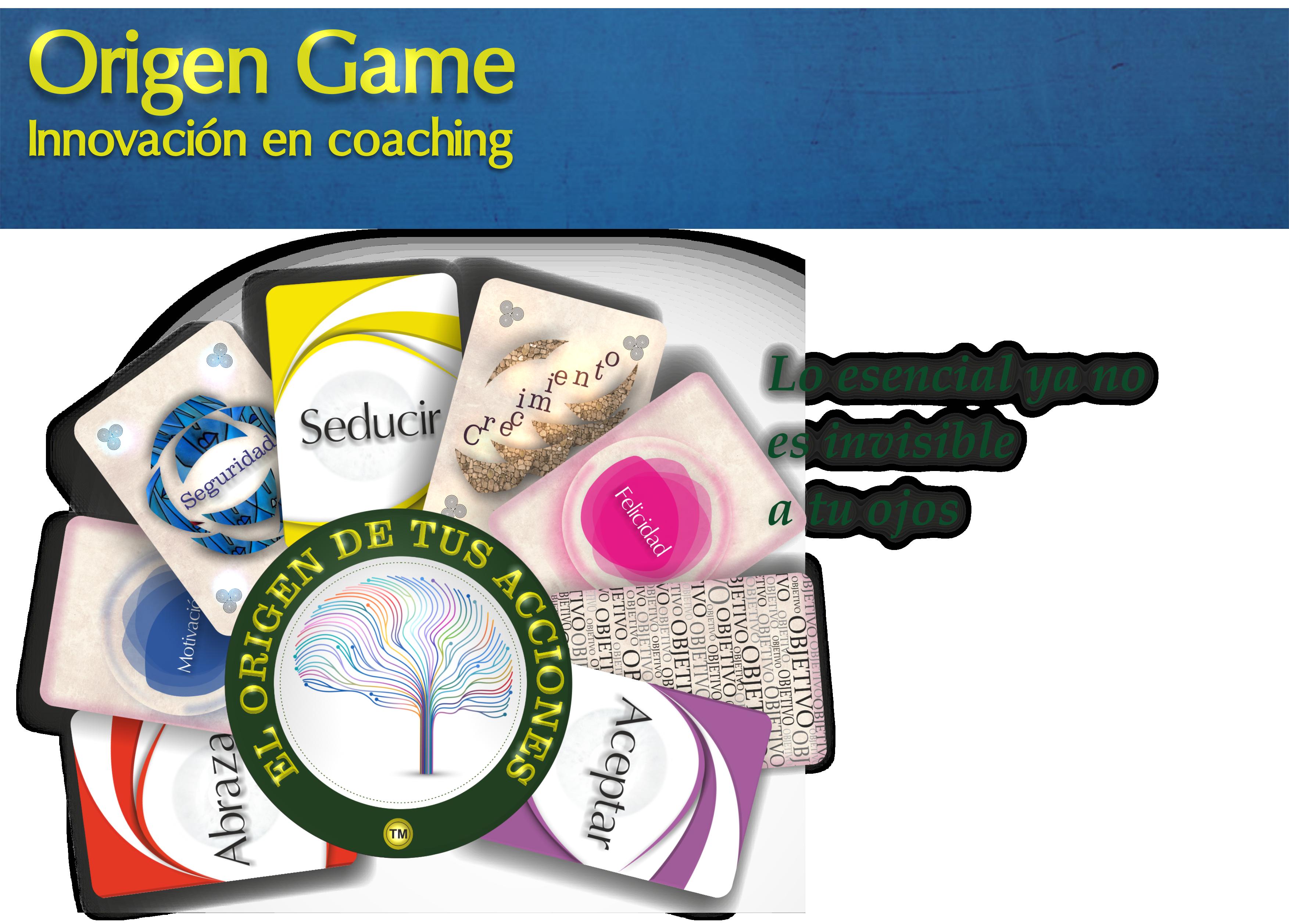 Origen Game™ 001