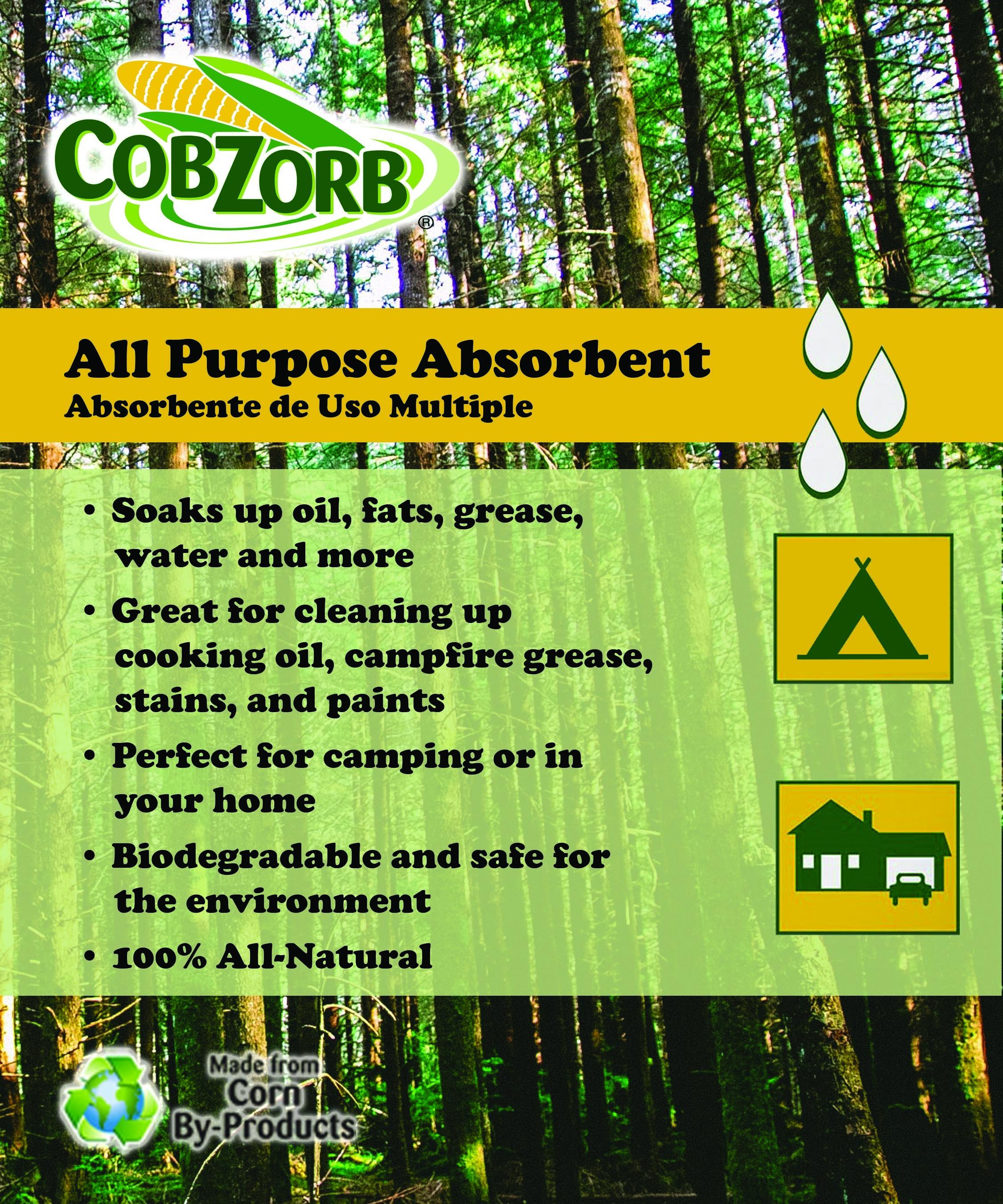 CobZorb® All Purpose Absorbent