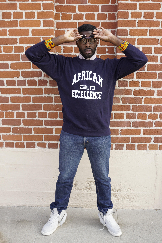 ASE Crewneck Sweater