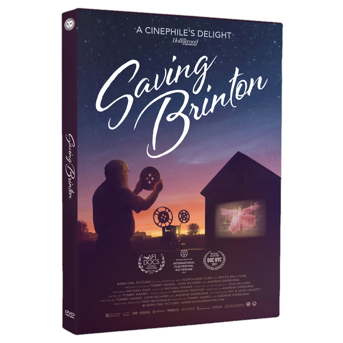 Saving Brinton 2-Disc DVD 00000