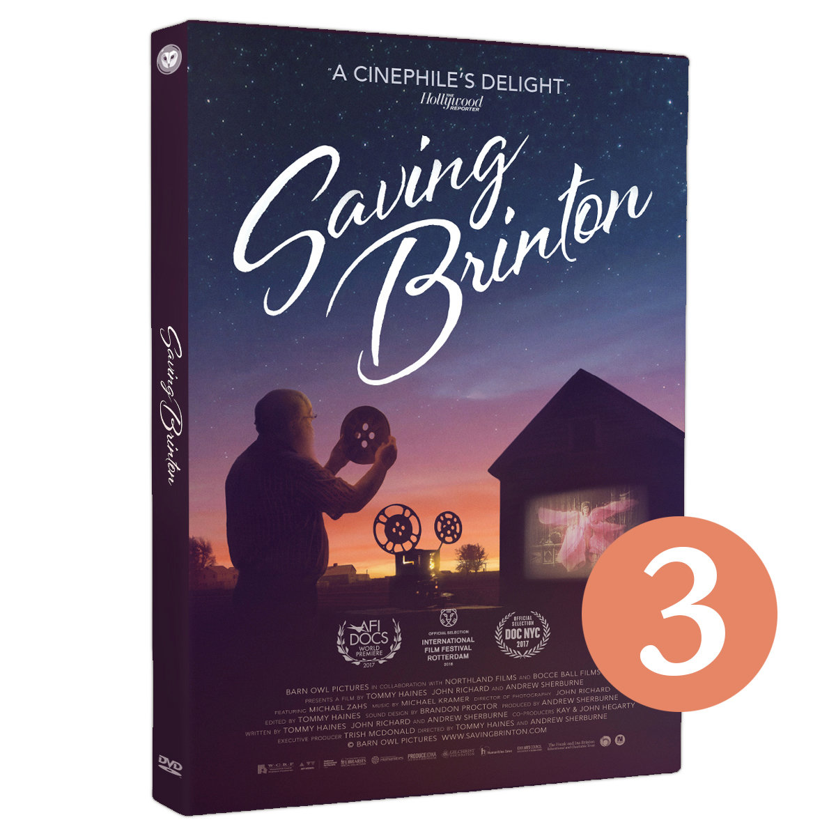 3-Pack: Saving Brinton DVD 00007