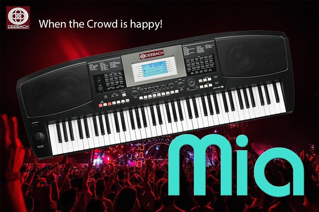 Mia Keyboard