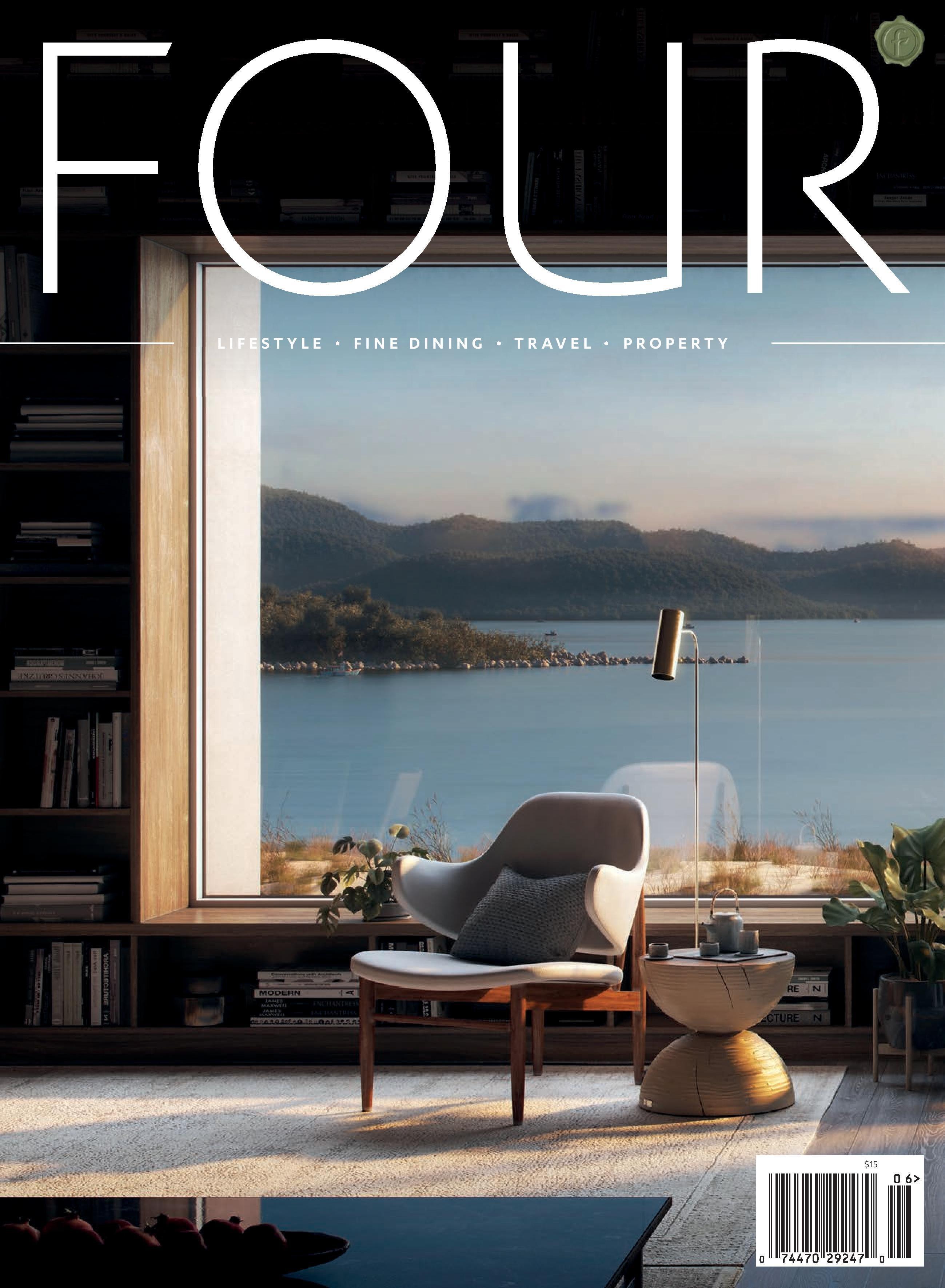 FOUR International Annual Subscription INT