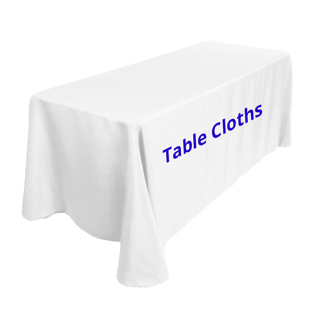 Custom Tablecloth 01004