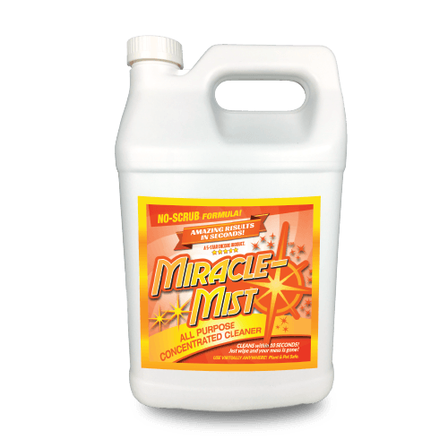 Miraclemist All Purpose Concentrated Cleaner 1 Gal