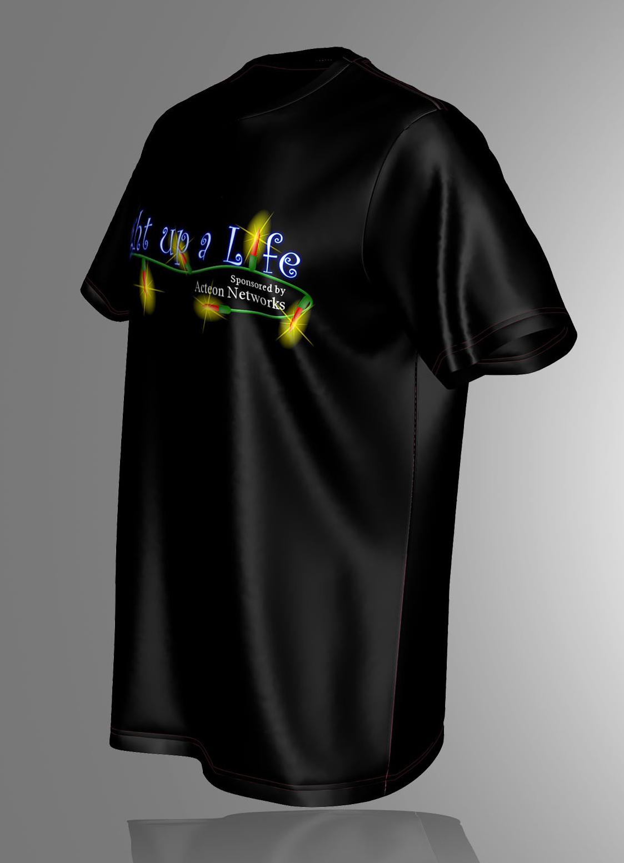 Light up a Life T-Shirt