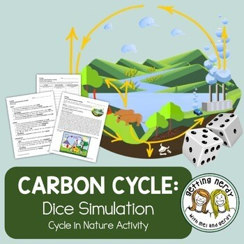Ecology - Carbon Cycle Dice Simulation Game | LIFE SCIENCE ...