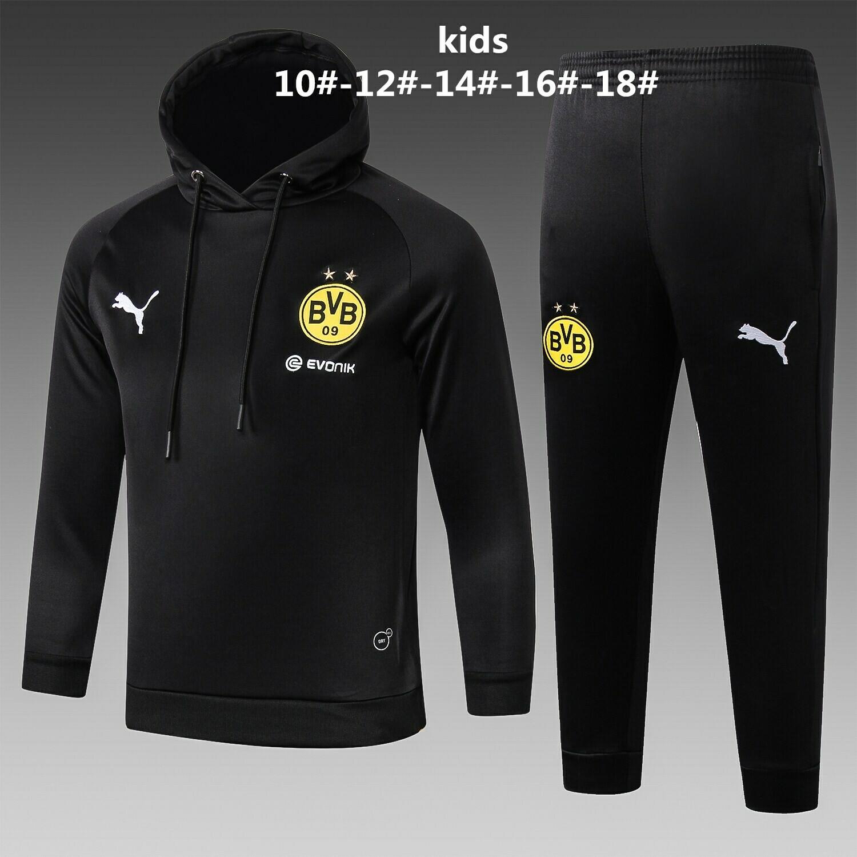 Kit Agasalho Infantil Borussia Dortmund 18/19