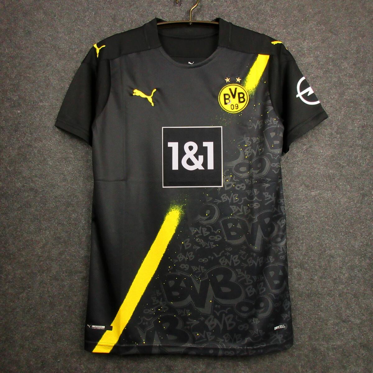 Camisas Borussia Dortmund Away 2020-2021 PUMA