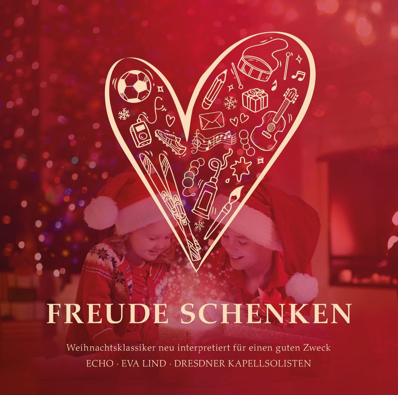 """Weihnachts-CD """"Freude schenken"""" 0001"""