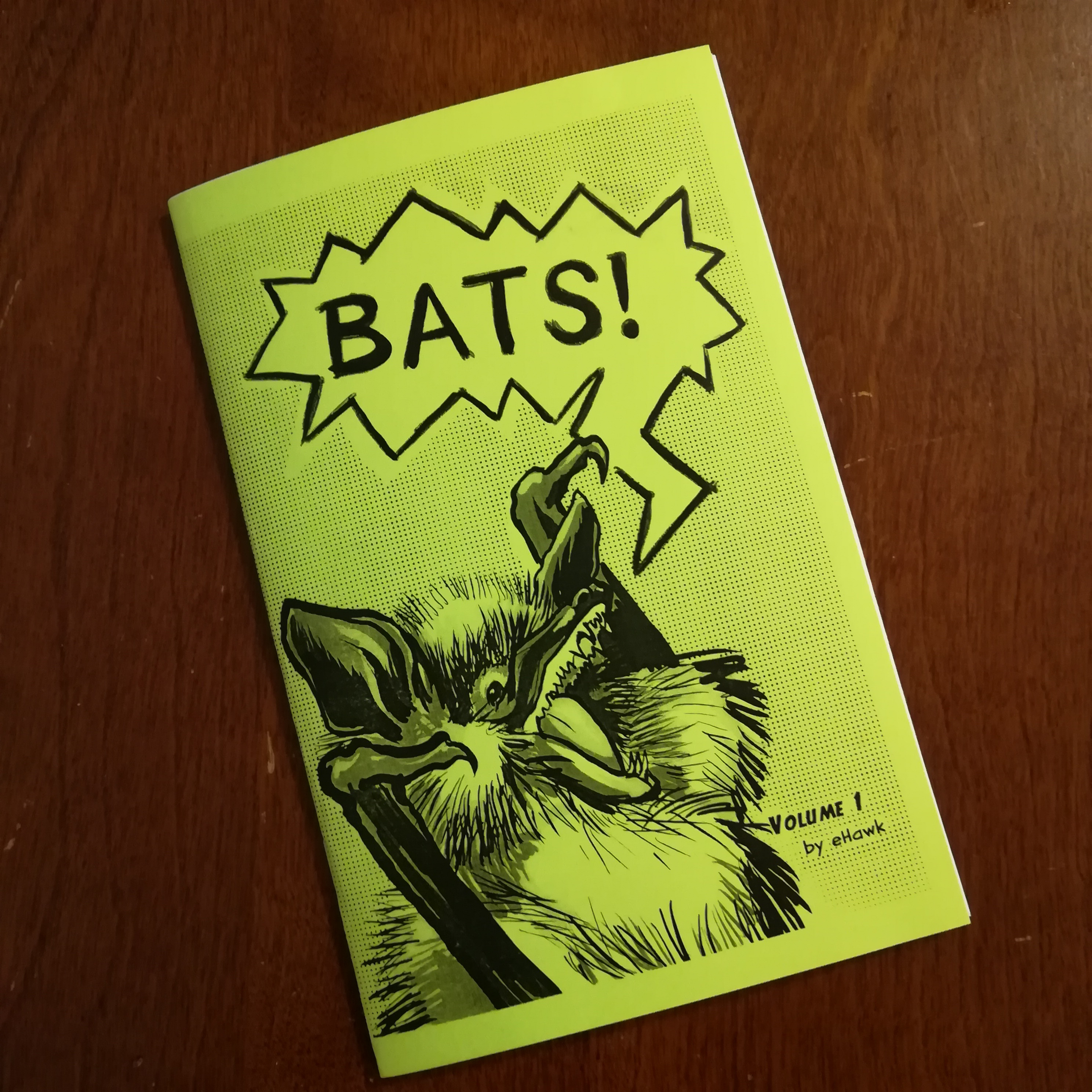Bats! Volume 1 00000