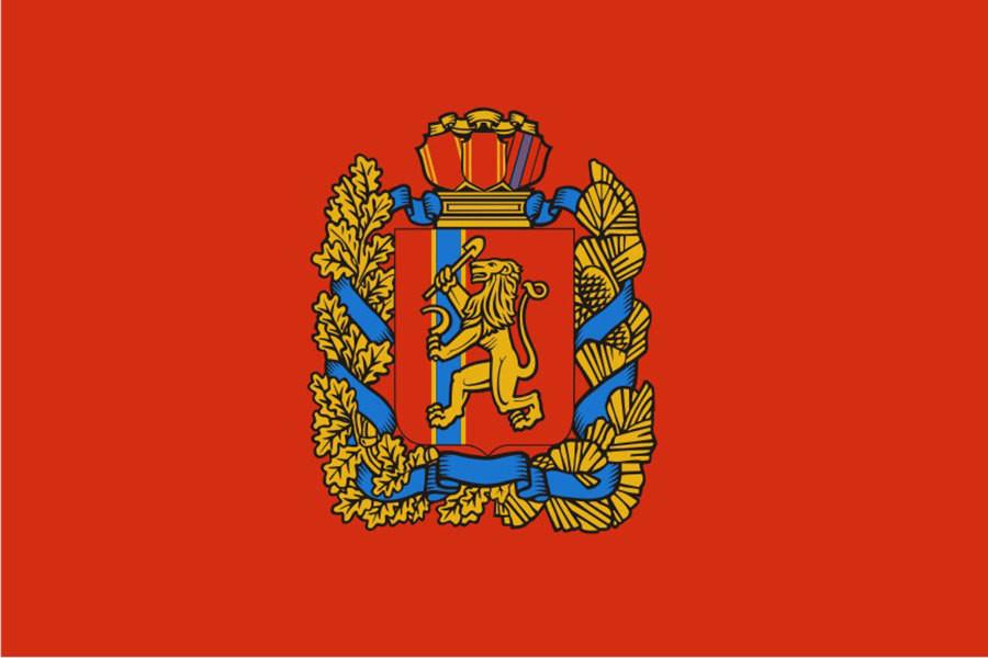 флаг красноярска картинка пепельно-русый домашних условиях