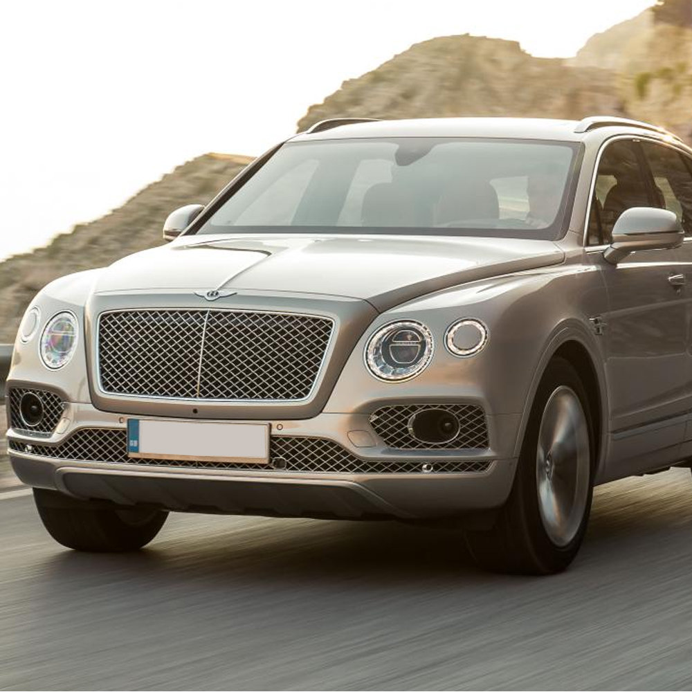 Bentley Bentayga SUV In Houston, Austin, San Antonio
