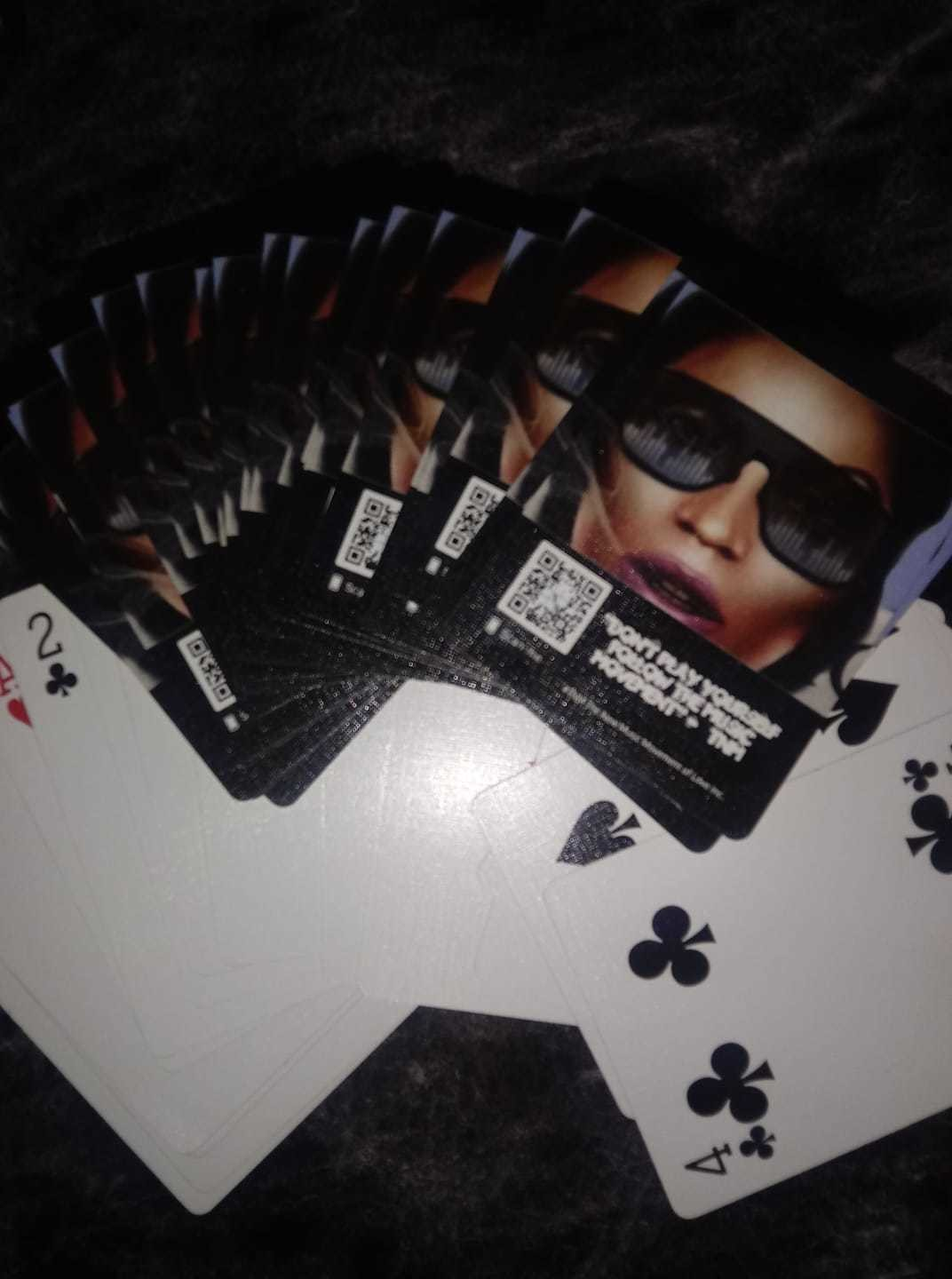 #TNM Deck of Playing Cards. LIMITED