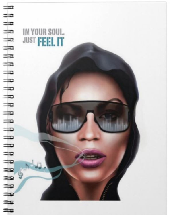 #TNM Notebook White LIMITED ADDITION
