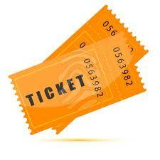 Raffle Tickets 5 for $20.00 00006