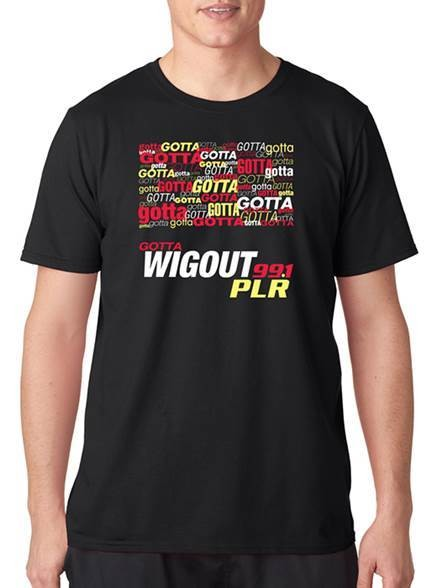 """WPLR """"Wigout"""" Shirt"""