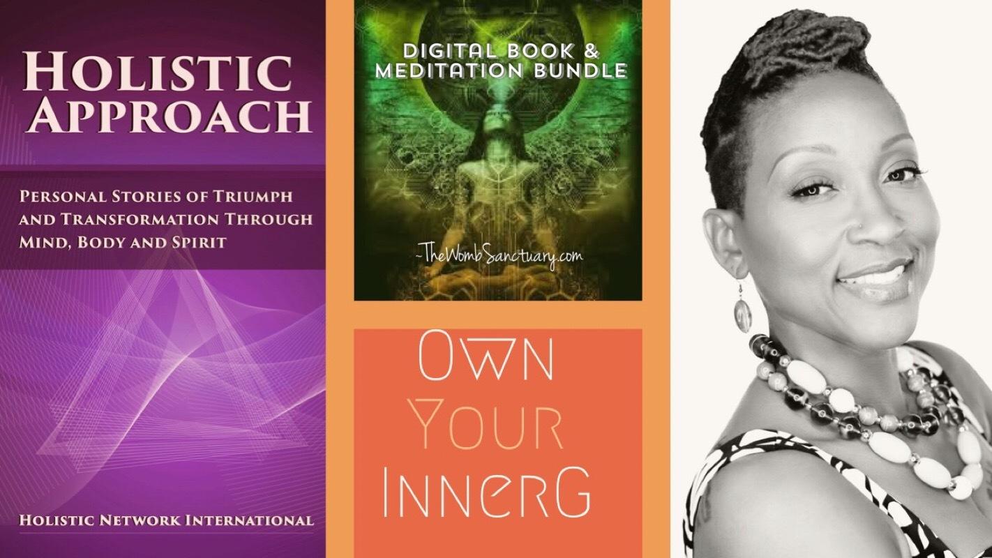 Own Your InnerG: Book & Meditation Bundle 00000