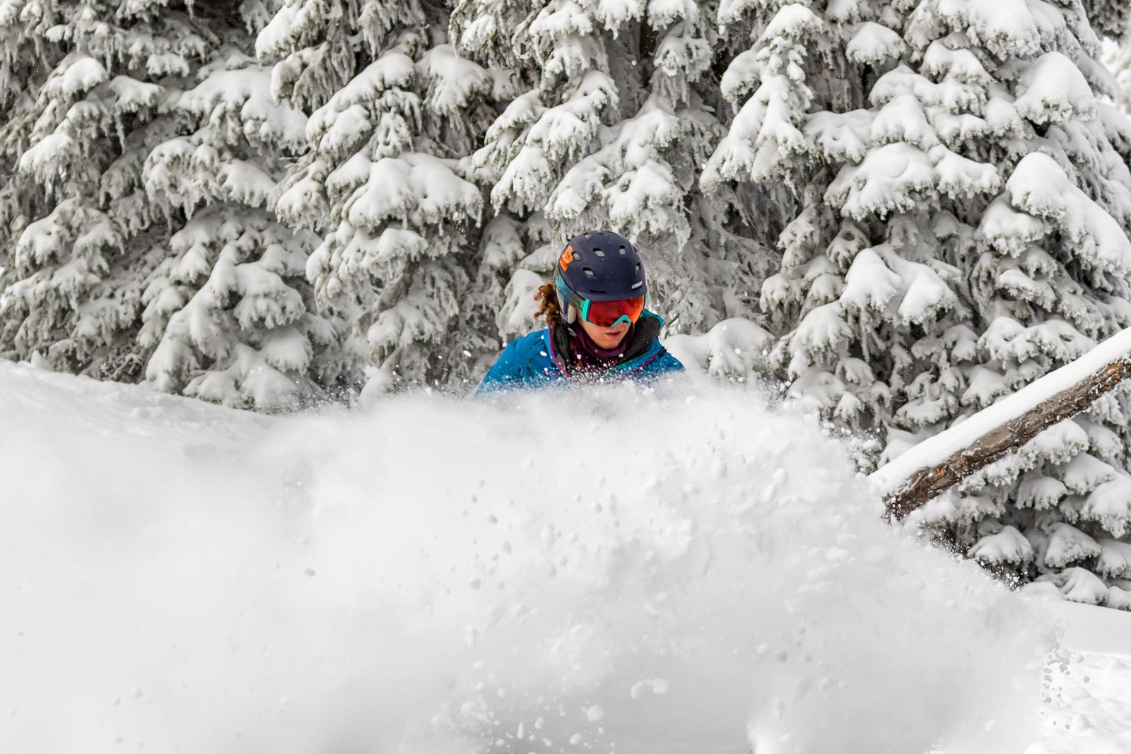 Wednesday March 6th: Ski the Pow 00005